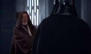Obi-Wan stawia czoła Vaderowi na odnowionej scenie z Gwiezdnych Wojen
