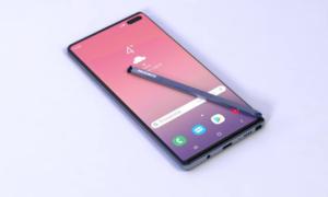 Galaxy Note 10 z UFS 3.0 i szybkim ładowaniem 50 W