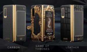 Zobaczcie Galaxy Fold w wersji dla fanów Gry o Tron