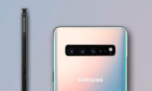Galaxy Note 10E z mniejszą baterią