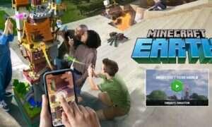 Minecraft Earth przeniesie kultową zabawę do rzeczywistego świata
