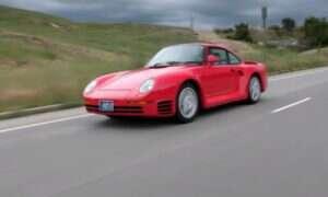 Kojarzycie Porsche 959 Komfort?