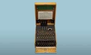 Nazistowska maszyna szyfrująca Enigma trafiła na aukcje