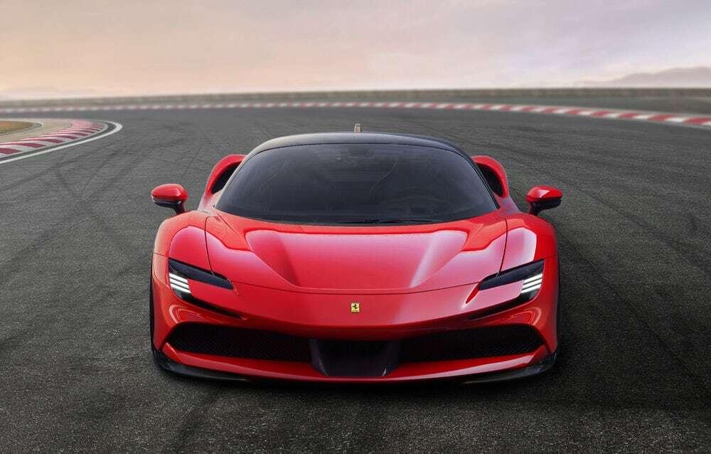 Ferrari spalinowe silniki, Elektryfikacja Ferrari, przyszłość Ferrari