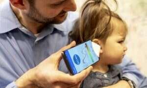 Aplikacja mobilna wykryje infekcje ucha