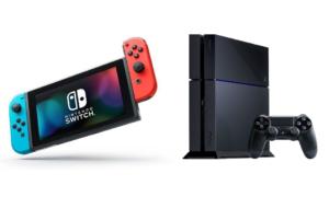 Sprzedaż Switcha przebiła wyniki PlayStation 4