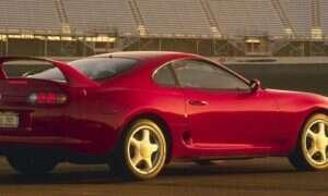 Toyota zacznie sprzedawać nowe części do starych modeli Supra