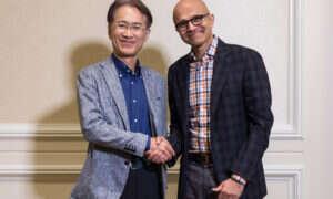 """Szef Microsoftu: """"Sony zawsze było liderem…"""""""