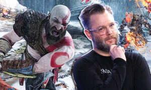 Ten dokument o God of War pokaże Wam, jak wygląda tworzenie gier