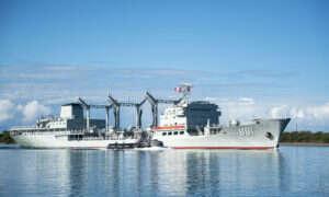 Jak myślicie, kto ma więcej okrętów wojennych Chiny czy USA?
