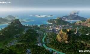 Tropico 6 i Mutant Year Zero w Origin Access