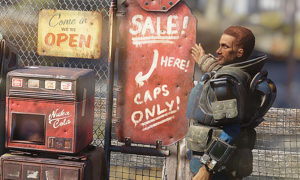 Fallout 76 – Bethesda wprowadzi sklepy graczy i nową legendarną walutę
