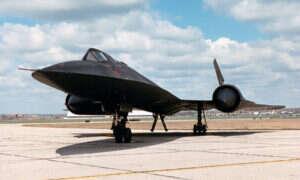 Co takiego miał w sobie najszybszy samolot SR-71 Blackbird?