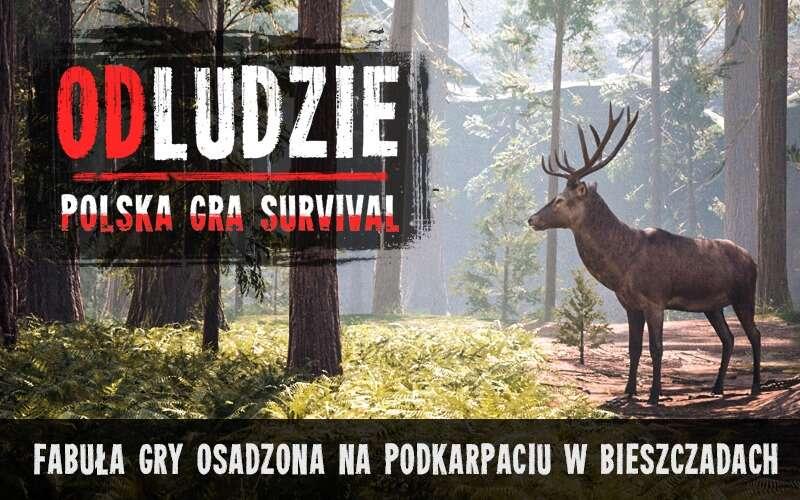 Poznajcie polską grę survivalową Odludzie od jednoosobowego VecubeStudio