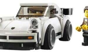 Lego 911 Turbo z pewnością zadowoli fanów Porsche