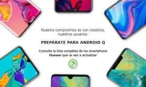 Huawei dodaje sześć urządzeń do kalendarza Androida Q