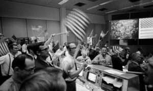 NASA ponownie otworzyła Centrum Kontroli Misji Apollo