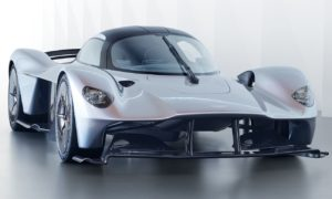 Aston Martin chce rekordu dla Valkyrie na Nurburgring