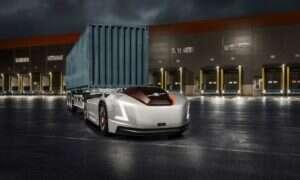 Autonomiczna ciężarówka Vera od Volvo ma już pierwszą pracę
