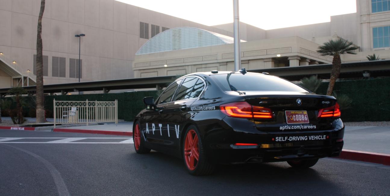 Autonomiczne taksówki Lyft okazały się sukcesem w Las Vegas
