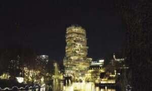 W Kopenhadze może powstać baśniowa wieża wypełniona roślinami