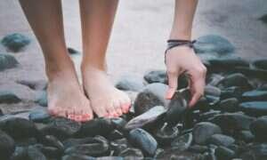 Modzele stóp są lepsze niż buty
