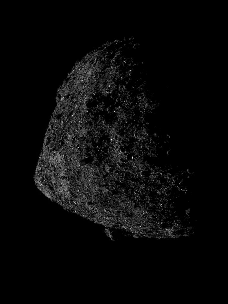 Bennu, zdjęcie bennu, asteroida bennu, NASA bennu, najlepsze zdjęcie bennu, bennu z bliska, asteroida z bliska, osiris-rex
