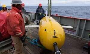 Bezzałogowy Boaty McBoatface udowodnił wpływ globalnego ocieplenia
