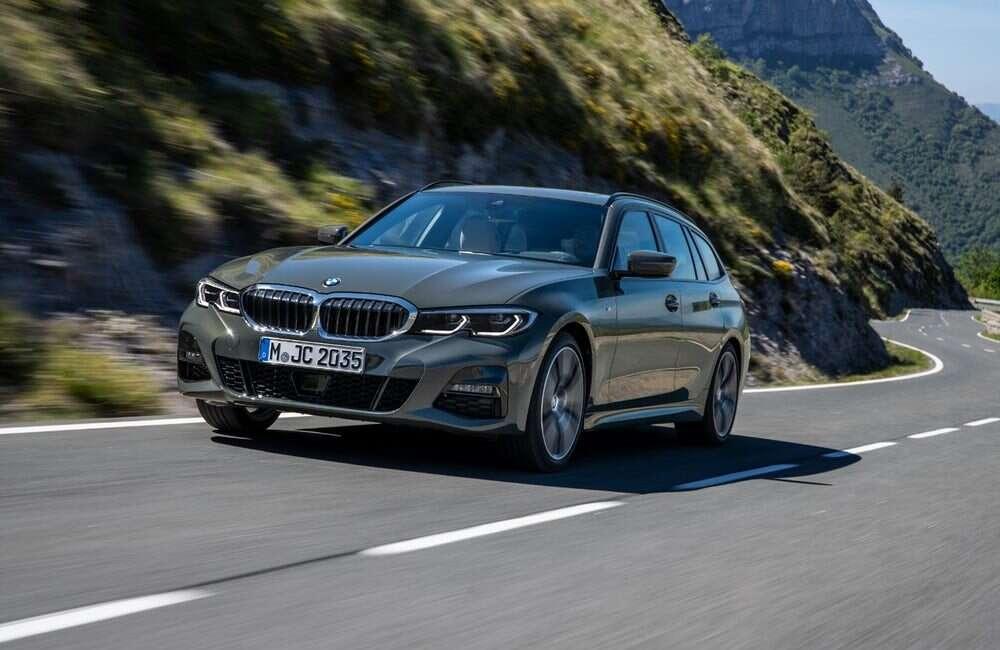 BMW serii 3 w wydaniu Touring