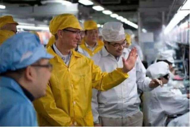 Foxconn, produkcja foxconn, apple, chiny apple, foxconn apple, iphone foxconn, produkcja iphone
