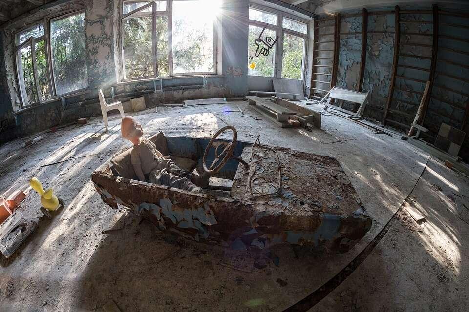 Turystyka w Czarnobylu przeżywa rozkwit przez serial