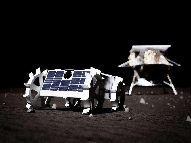 """W ramach programu Artemis na Księżyc trafi """"pudełko na buty z kółkami"""""""