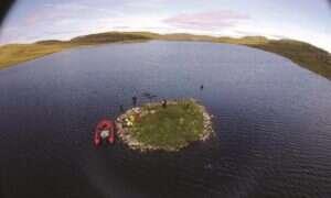 Tajemnicze wyspy mogą być starsze od Stonehenge