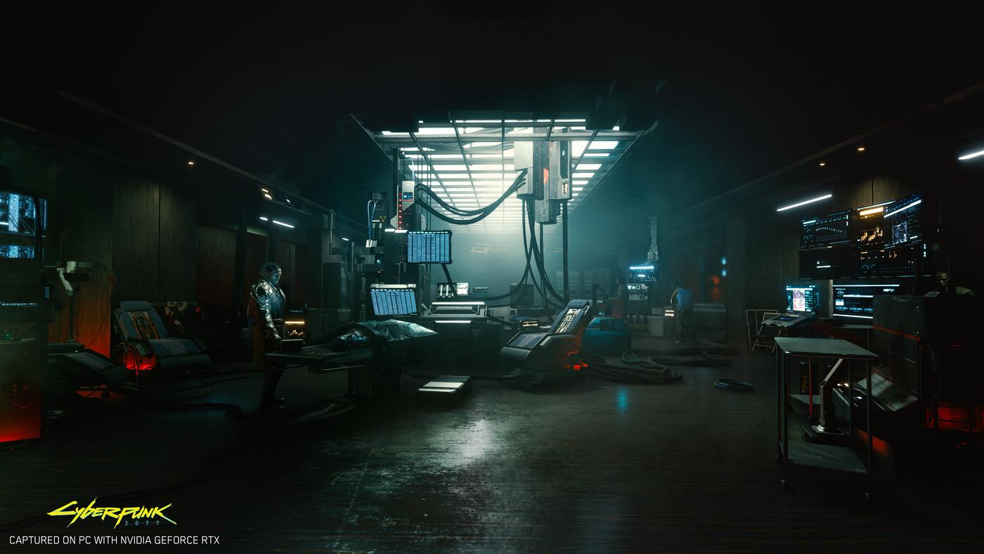 Ray Tracing w Cyberpunk 2077 pewniakiem. Nvidia współpracuje z CD Projekt Red