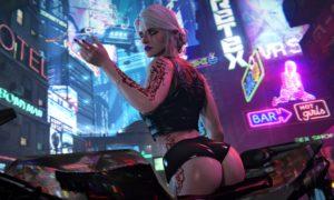 Płeć w Cyberpunk 2077 będzie sprawą płynną