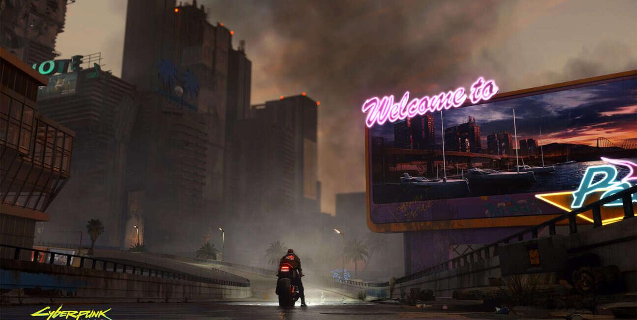 Ustawienia graficzne Cyberpunk 2077