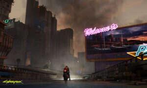 Ustawienia graficzne Cyberpunk 2077 na E3 2019