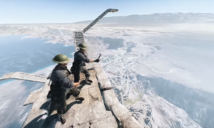 Easter Egg z Battlefield 5 przypomina Fortnite'a