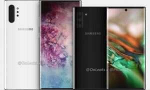 Galaxy Note 10 Pro z trochę mniejszą baterią niż przewidywaliśmy