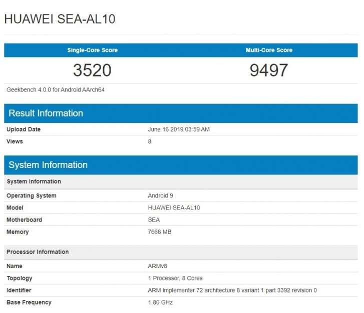 Huawei nova 5, aparat Huawei nova 5, selfie Huawei nova 5, aparat do selfie Huawei nova 5, specyfikacja Huawei nova 5, premiera Huawei nova 5