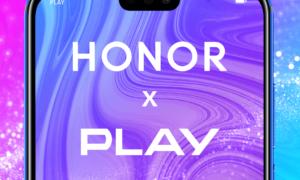 Honor 8X jest dostępny w sieci Play