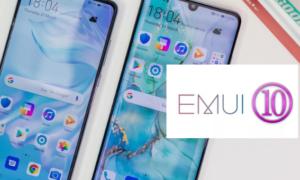 Wyciekły screeny z wewnętrznych testów EMUI 10