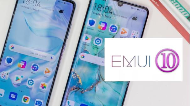 EMUI 10, testy EMUI 10, huawei EMUI 10, android q EMUI 10, screeny EMUI 10, wygląd EMUI 10, aktualizacja EMUI 10, nakładka