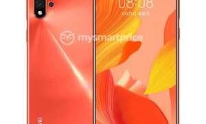 Wyciekły prasowe rendery Huawei Nova 5 Pro