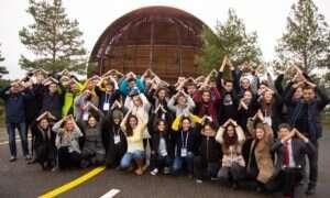 Studenci zbudowali bazy księżycowe w Alpach