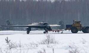 Rosyjski autonomiczny dron bojowy Hunter zacznie latać tego lata