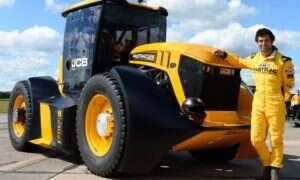 Oto oficjalnie najszybszy traktor na świecie