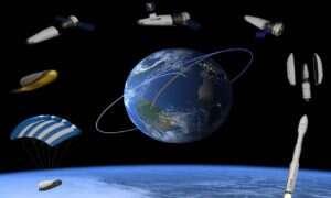 Kapsuła Space Rider umożliwi proste i tanie eksperymenty na orbicie