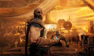 Kratos z God of War lubi też facetów?