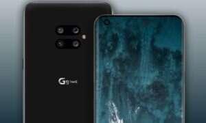 LG patentuje smartfona z otworem na aparat